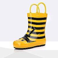 SKYROPNG Rain Boots,Natural Rubber Boots Handmade Children