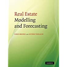 Real Estate Modelling and Forecasting