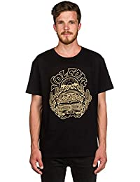 Volcom Tall Boy Van Tee Black