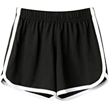 Trada Strandshorts, Mode Frauen Dame Sommer Sport Shorts Strand Kurze Hosen  Lochjeans Sommershorts Damenhosen Freizeit cc740e09f9
