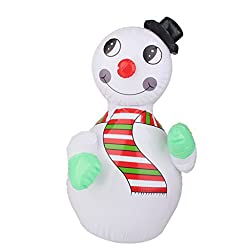 Generic christmas inflatable snowman blow up christmas decorations airblown
