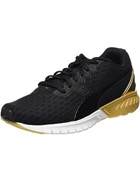 Puma Damen Ignite Dual Gold Wn's Laufschuhe