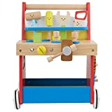 Early Learning Centre 148541 Holz-Werkbank, Multi