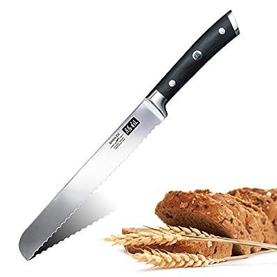 SHAN ZU Santoku Knife 7 inches Professional Chef Knife