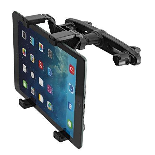 KFZ Kopfstützenhalterung für tragbarer DVD-Player (AEG, Medion, NextBase, Philips, Lenco, Coby usw.) (Auto-dvd-mount)