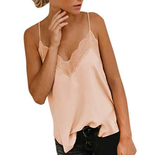 VECDY Blusas para Mujer Verano