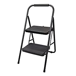 Silverline 226092 2-Tread Step Ladder 150kg Capacity