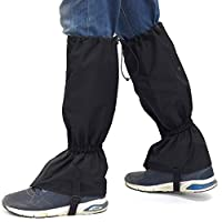 TourKing Hiking Gaiters 1 Pair Waterproof Outdoor Walking Climbing Snow Boot Legging Gaiter Hunting Running
