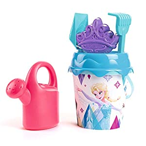 Smoby- Cubo MM Completo Frozen, Color Azul (862092)