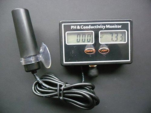Leitwert M Leitwert Meter Aquarium Value Digital Ph And EC Meter New 2065 3