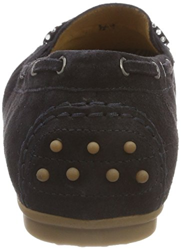Gabor Shoes Gabor Casual, Mocassins Femme Bleu (Pazifik)
