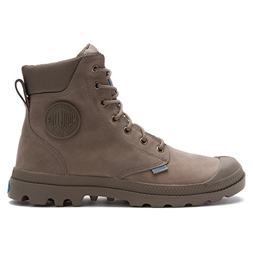 Palladium - boots /bottines - pampa cuff wp lux Moss Gray