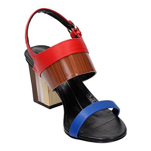 LOLA CRUZ , Sandales pour femme rouge rouge Rouge