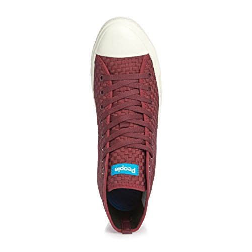 People Footwear The Phillips High Synthétique Baskets red