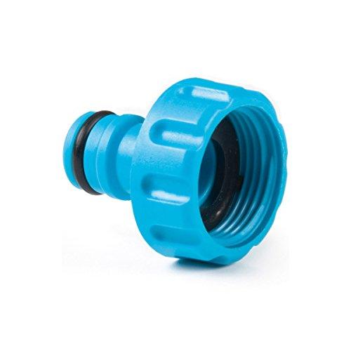 CLGarden Raccordement du robinet d'eau 2x pour raccord rapide à 1/2\