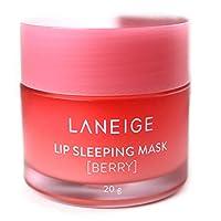 LANEIGE Lip Sleeping Mask, Berry, 0.7 Ounce / 20 g
