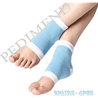 pedimend 2Paare von Plantarfasziitis und Knöchelbandage Socke–Kompression unterstützt Sleeve für Fuß/Ferse/... preisvergleich bei billige-tabletten.eu