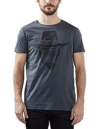 ESPRIT Herren T-Shirt 027ee2k015