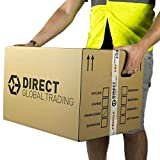 Best Moving Boxes - 5 Strong Extra Large Cardboard Storage Packing Moving Review