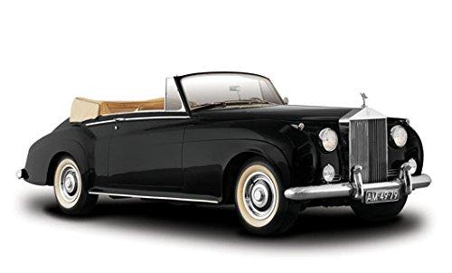 rolls-royce-silver-cloud-ii-drophead-1961-black-143-true-scale-miniatures-auto-stradali-modello-mode