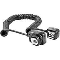 Neewer – 4.9 Feet/1.5 m TTL Off Camera Flash Speedlite Cord for Canon EOS 5d Mark II III