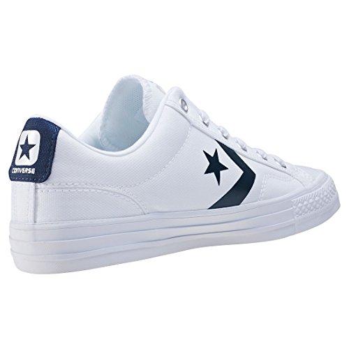 Herren Sportschuhe, farbe Wei� , marke CONVERSE, modell Herren Sportschuhe CONVERSE CHUCK TAYLOR STAR PLAYER OX Wei� White Athletic Navy