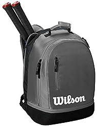 Wilson Mochila Team Backpack Gris Negro