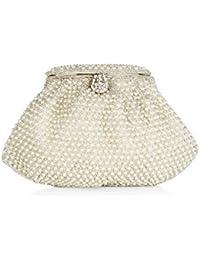 Monsoon Bourse ornée de perles vintage Francine - Femme