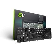 Green Cell/® Notebook Tastatur f/ür Compaq CQ58-200 DE QWERTZ NEU