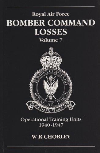 Textbooknova: Royal Air Force Bomber Command Losses. Volume 7: Operational Training Units 1940-1947: Operational Training Losses 1940-1947 v. 7 MOBI