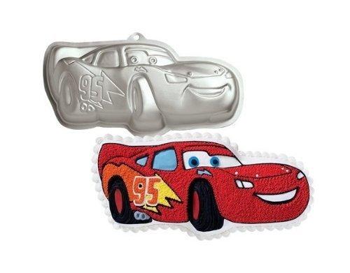 Disney Pixar Cars Lightning McQueen Kuchenform