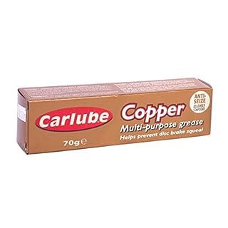 Carlube XCG070 Multi-Purpose Grease, Copper