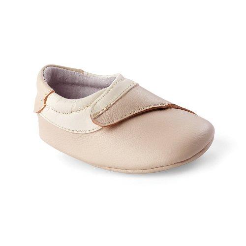 Bobux 460674 Unisex Baby Krabbelschuhe Beige (Caramel)