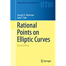 Rational Points on Elliptic Curves (Undergraduate Texts in Mathematics) (English Edition)