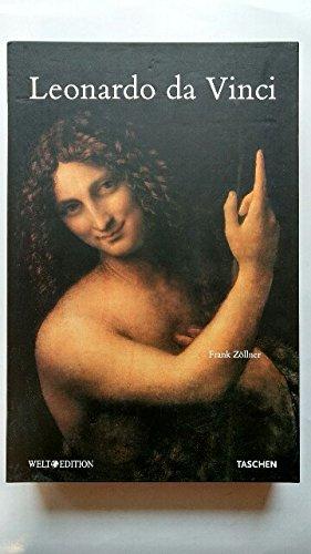 Leonardo da Vinci, 2 Bände im Schuber Sämtliche Gemälde / Zeichnungen und Skizzen