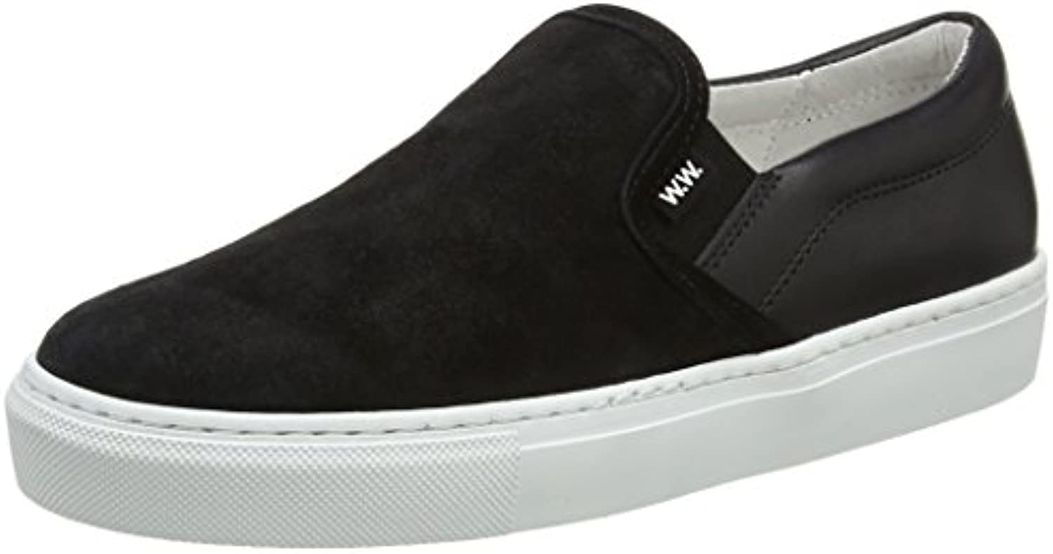 Wood Wood Shoes Unisex Erwachsene Quinn Slip on Low Top