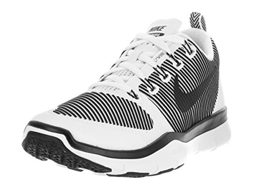 Sapatos Masculinos Nike Futebol Livre Versatilidade Branco (branco / Preto)