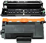 TONER EXPERTE Toner mit Trommel kompatibel zu Brother TN3480 & DR3400 für HL-L5000D HL-L5100DN HL-L5200DW HL-L6300DW HL-L6400DW DCP-L5500DN DCP-L6600DW MFC-L5700DN MFC-L5750DW MFC-L6800DW L6900DW