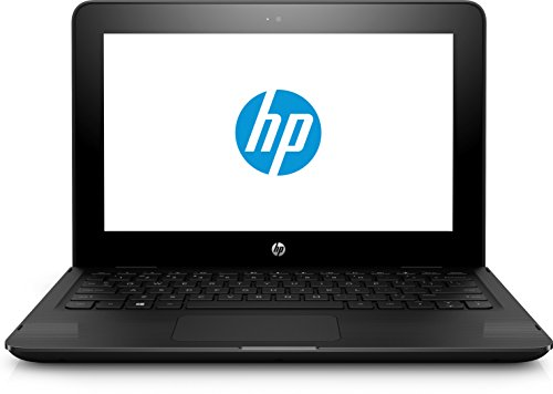 HP Pavilion 11-AB005TU 11.6-inch 2-in-1 Laptop (Pentium N3710/4GB/500GB/Windows 10 Home/Integrated Graphics), Jet Black 41eje7f3g6L