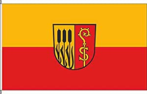 Flagge Fahne Kleinflagge Schemmerhofen - 40 x 60cm