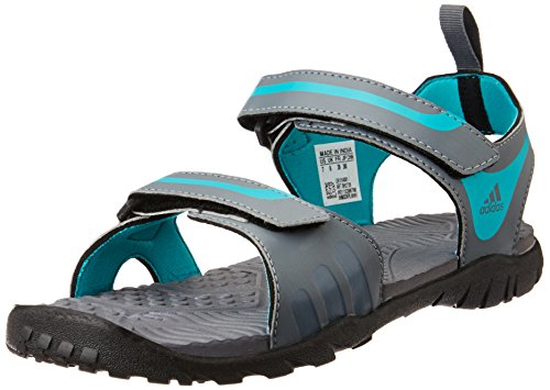adidas Women's Escape 2.0 Ws Visgre, Shogrn and Black Athletic and Outdoor Sandals - 6 UK/India (39.33 EU)  available at amazon for Rs.1791