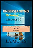 Understanding the basics of windows 10: Learn How  to explore windows 10 operating system like a pro! (English Edition)