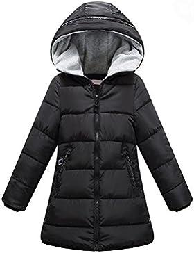 Kukul CRL-18 Ropa de abrigo para Altura 120 cm -160 cm Niñas Otoño / invierno Abrigos