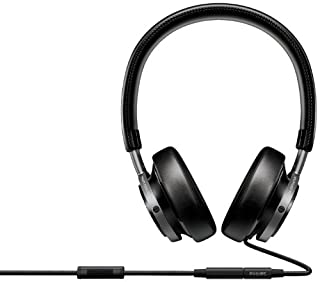 Philips Fidelio Casque Audio M1/00 Noir avec fonction prise d'appel et micro pour téléphone mobile (B007O712LS) | Amazon price tracker / tracking, Amazon price history charts, Amazon price watches, Amazon price drop alerts