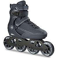 K2 Erwachsene Frauen Männer Fitness Inline Skates Sodo, Schwarz Matt, 30B0024.1.1