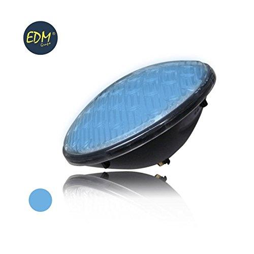 Ampoule LED PAR56 (piscine) 12 V Bleu 15 W 420 lumens EDM