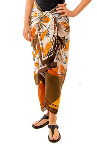 Pareo, Tuch, Strandkleid Damen, Sommerkleid Damen, Strandkleider Damen Sommer, Bademode Frauen, Kaftan, Strandtuch XXL, Strandkleid Große Größen, Strandtunika, Kleid, Bikini Wickelrock, Strandmode