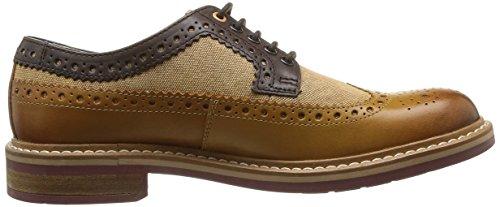 Clarks Darby Limit, Chaussures de ville homme Marron (Tan Combi)