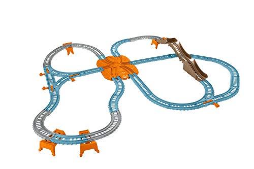 Thomas & Friends FKL44 Trackmaster - Cubo para Construir el ferrocarril, Thomas...