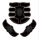 Toner per Muscoli Dell'addestratore Dell'abs, Cintura di Tonificazione Muscolare Addominale Portatile Attrezzatura per L'allenamento di Forma Fisica Domestica per L'addome/Braccio